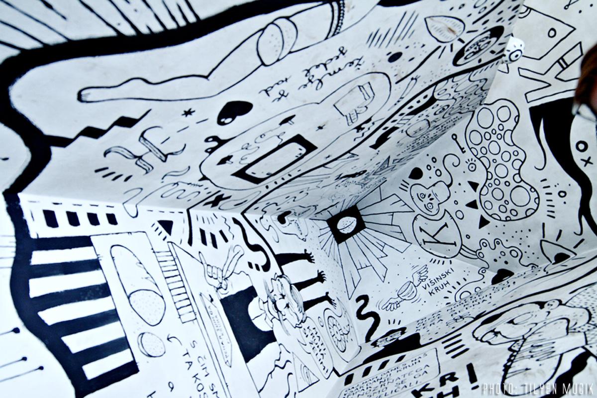 Stara Pekarna: Preporod industrije v umetnost