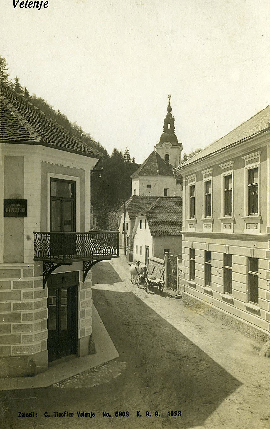 Stara pekarna – Demšičeva hiša