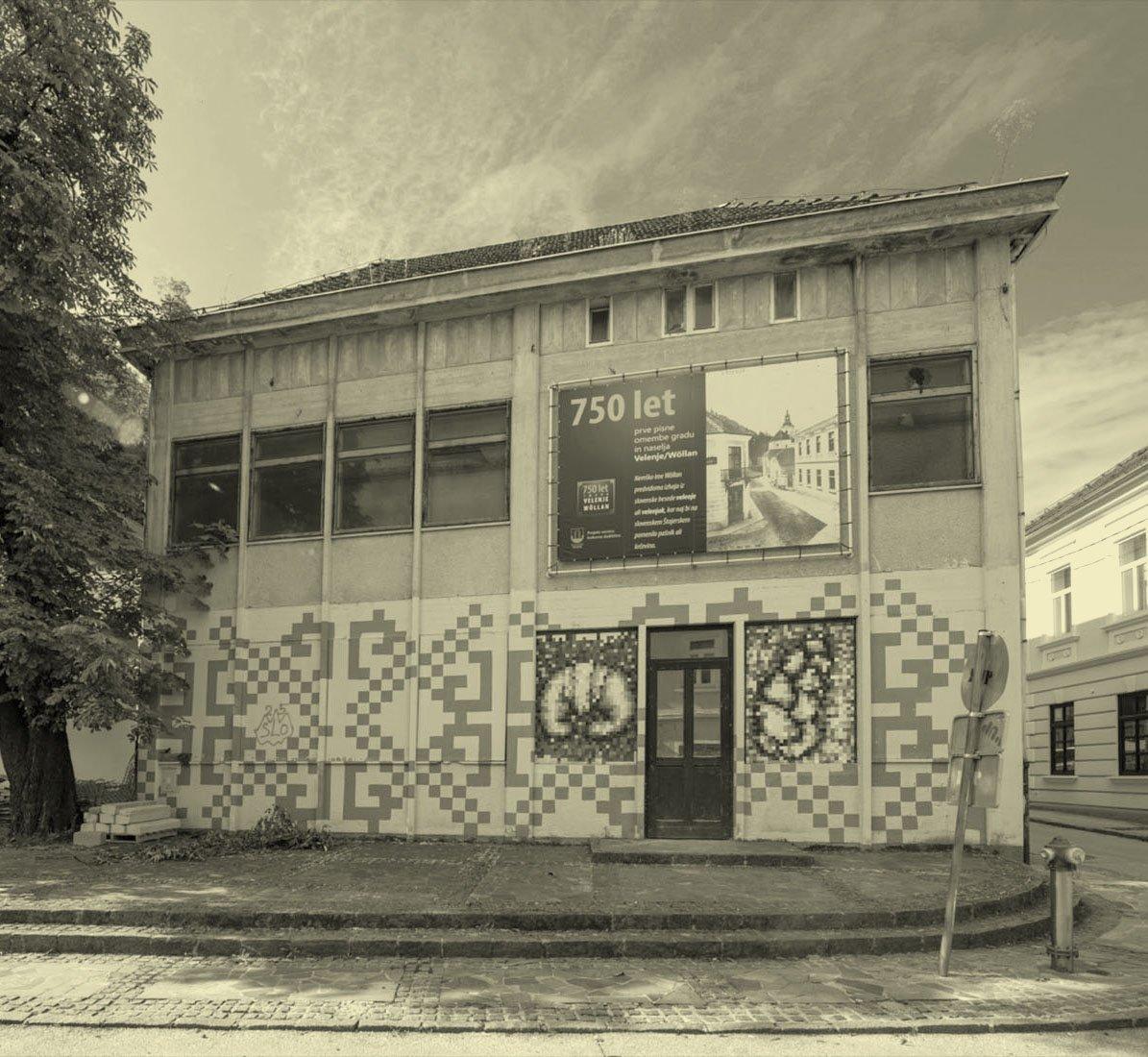 Stari trg pred Staro Pekarno