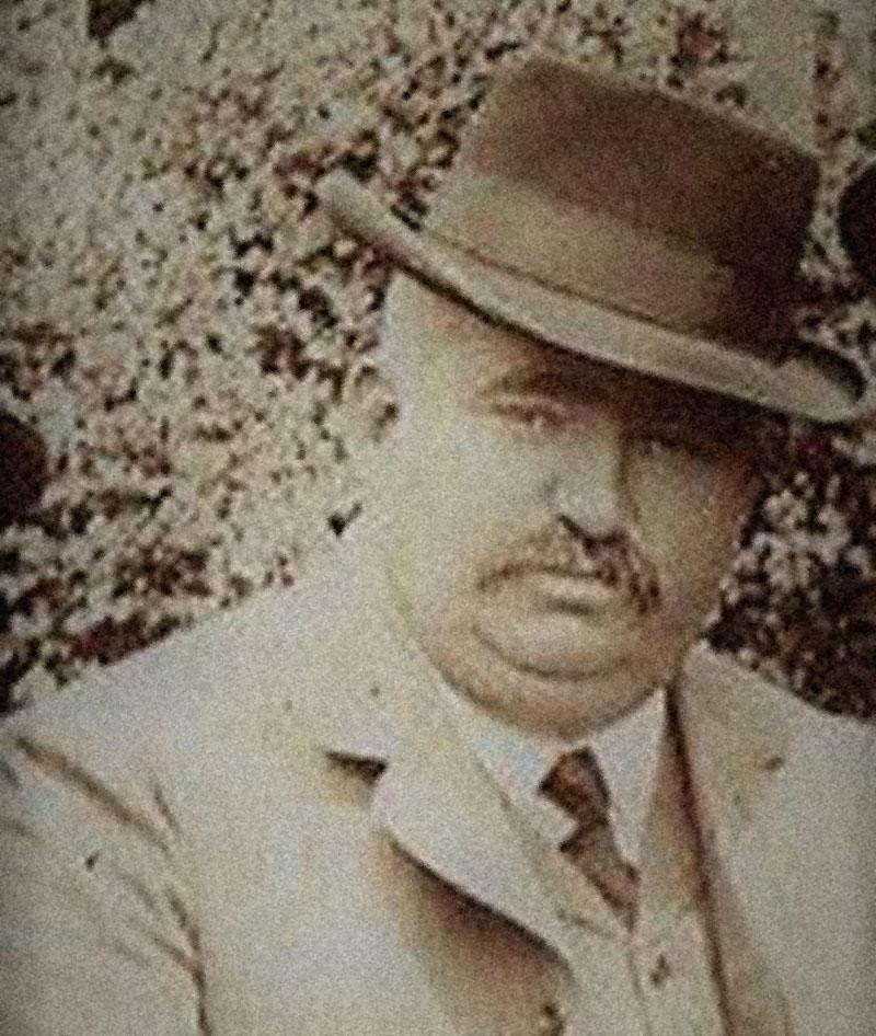 Posestnik in gostilničar Josip Skaza – Špenk (1866-1947)