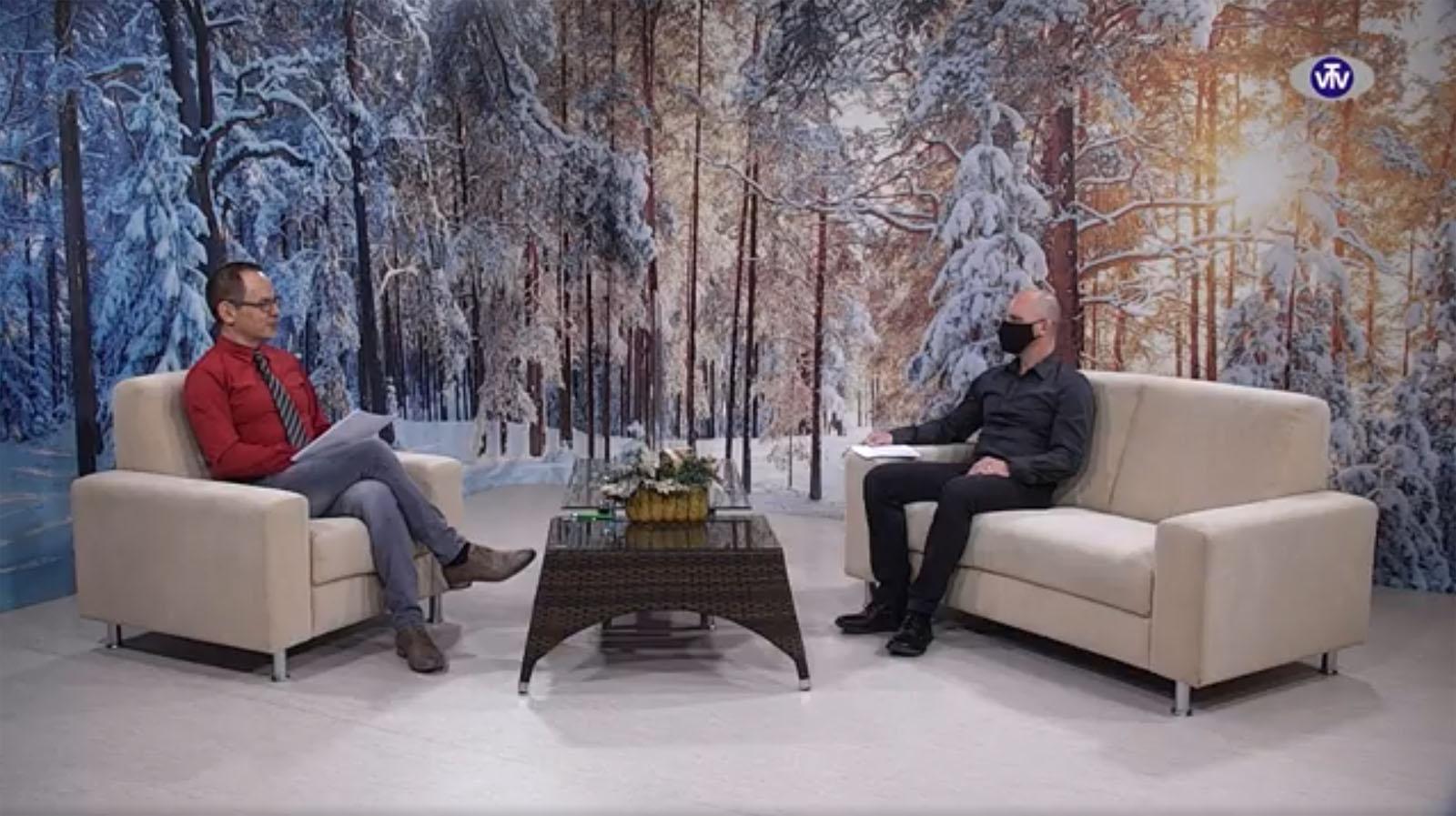 VTV Studio: Oddaja Dobro jutro – Pogovor o revitalizaciji Starega Velenja