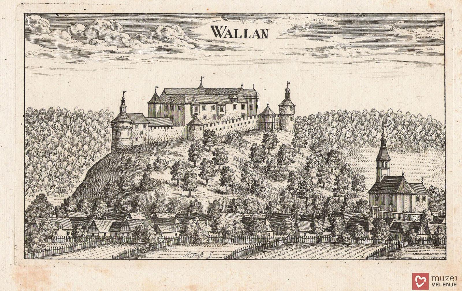 Muzejski odmevi: O gradu, starem več kot 750 let