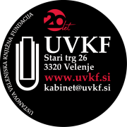 UVKF 20let - logo
